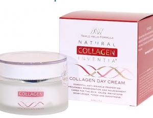 Natural Collagen Inventia Tagescreme mit Kollagen
