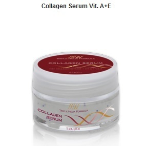Natural Collagen Inventia Augenbereich Serum Vitamin A+E - 15ml