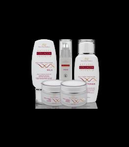 Natural Collagen Inventia Perfect Skin Regenerations Set, 5teilig