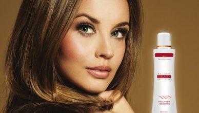 Natural Collagen Inventia Shampoo mit Kollagen
