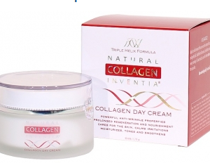 Natural Collagen Inventia Tagescreme mit Kollagen