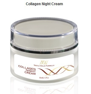 Natural Collagen Inventia Nachtcreme