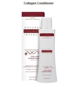 Natural Collagen Inventia Haarspülung mit Kollagen