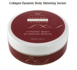Collagen Inventia Zellulitis/Schlankheitscreme Dynamic Body Slimming Serum - 200ml