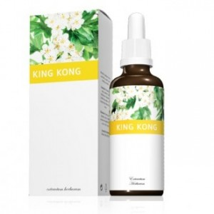 Energy KING KONG 30 ml Kräuterkonzentrat