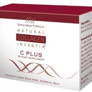 Natural Collagen Inventia Vitamin C Tabletten
