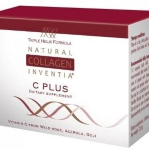 Natural Collagen Inventia Vitamin C Tabletten
