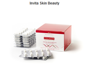 Invita Skin Beauty Kollagentabletten