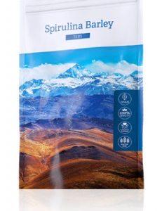 Spirulina Barley Tabs 200 Stck. Tabletten
