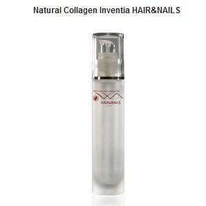 Natural Collagen Inventia Haar Gel mit natürlichem Kollagen