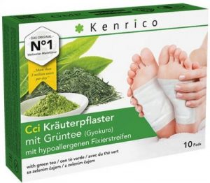 Kenrico Kräuterpflaster Cci mit Grüntee (Gyokuro)