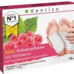 Kenrico Kräuterpflaster SS2Li mit Himbeere