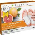 Kenrico Kräuterpflaster TG-1i mit Grapefruit