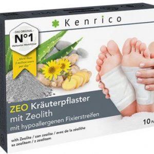 Kenrico Kräuterpflaster Zeo mit Zeolith